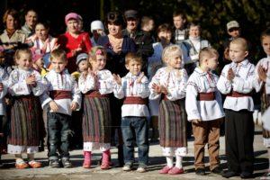 Bucurie pentru copiii din Feşteliţa, Ştefan Vodă. Grădiniţa le-a fost reparată