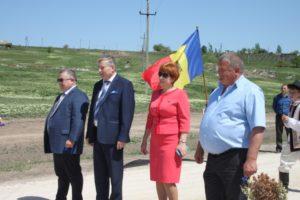 Drum intercomunitar nou, care leagă satele Feștelița și Marianca de Jos din raionul Ștefan Vodă, construit în cadrul unui proiect de dezvoltare regională